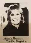 Agnetha fan magazine 02